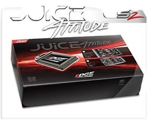 Edge 21400 Juice With Attitude Cs2 For 2001 2004 Gmc chevy 6 6l Duramax Lb7