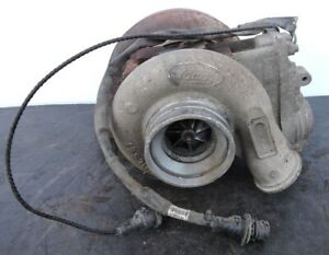 Mack Holset 85151101 85136172 He400ve Turbo With Vgt Actuator No Core