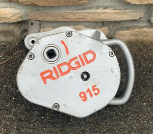 Ridgid 915 In air Pipe Roll Groover Rigid 300 700 1224 975 916 918 960 New Parts