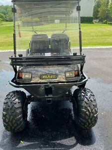 Beast 48 Ezgo Le Golf Cart Bad Boy Hunting Buggy Offroad Electric Utv Utility