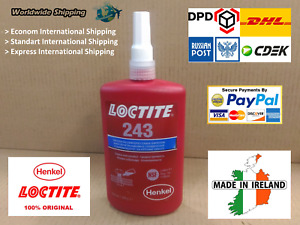 Loctite 243 250ml Threadlocking Adhesive Medium Strength