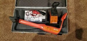 Metrotech 810dx Cable pipe Locator Utility Underground Line Tracer 810 Dx 810 dx