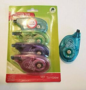 Tombow Correction Tape Office Supplies Crafts Desk Accessories New Home Work Art