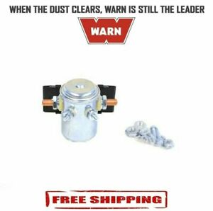 Warn 12 Volt Replacement Winch Solenoid For Warn Winch 63001