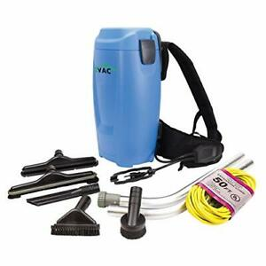 Backpack Vacuum Cleaner Commercial Grade Zbv 2 1 5 Gal Hepa Filtration By Zvac