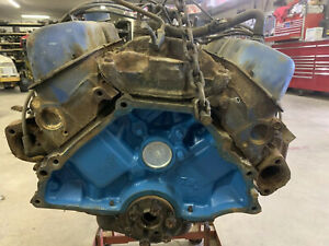 1967 1973 Ford Mustang 260 289 302 V8 Engine As Is Fomoco Free Shipping