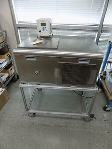 Thermo Scientific Haake A 24b Immersion Bath Circulator With Ac 100 Controller