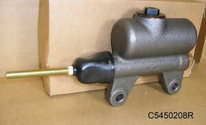 1937 1954 Oldsmobile Pontiac Non Power Master Cylinder New C5450208r