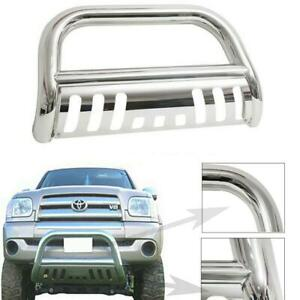 New S s Front Bumper Bull Bar Guard Skid Plate Fits 99 06 Toyota Tundra sequoia