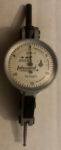 Interapid 312b 2 Brown Sharpe 74 111371 Dial Test Indicator 060 0005 Must See