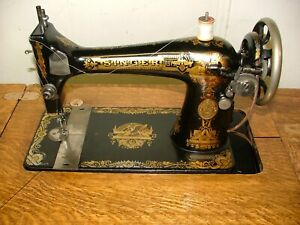 Antique Singer Treadle Sewing Machine Model Class 127