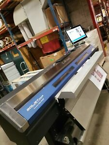 used Roland Soljet Pro Iii Xc 540 54 Eco Solvent Printer