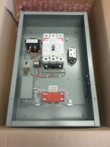 Federal Pioneer Gpd 6 5 600v 3 Phase 100a Gfci Panel With Ce3100s Breaker Nib