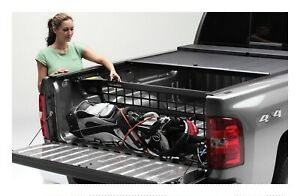 Roll N Lock Cm108 Cargo Manager Rolling Truck Bed Divider Fits F 150 Mark Lt