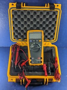 Fluke 179 Trms Multimeter Screen Protector Hard Case Accessories More