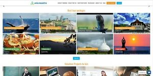 Professional Travel Related Website For Travel Agencies With Admin Panel Dynamic