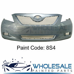 Fits 2007 2008 2009 Toyota Camry Front Bumper Cover Painted W O Se Usa