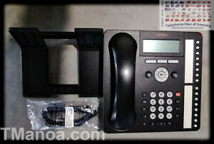 Avaya 1616i Business Voip Network Telecommuter Teleworker Work From Home Phone