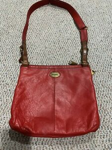 Fossil Red Purse ( USED ) $3.99