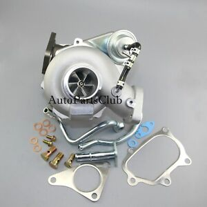 For Subaru 05 09 Legacy Gt Outback Xt Vf40 Turbo Cool Pipe Upgrade Billet Wheel