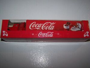 Coca-Cola Christmas Toy Truck