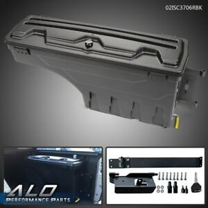 Abs Truck Bed Storage Box Rear Right For 2002 2018 Dodge Ram 1500 2500 3500