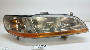 1998 2000 Honda Accord Front Right Passenger Side Headlight Lamp Oem