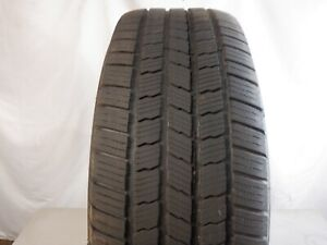 Set used 275 55r20 Michelin Defender Ltx M s 113t 7 32 Dot 4616