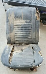 1966 Original Gm Power Driver Bucket Seat Ss Chevelle 442 Cutlass Gs Skylark Gto