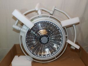 Berchtold Chromophare F628 Surgical Light Led 120vac Used