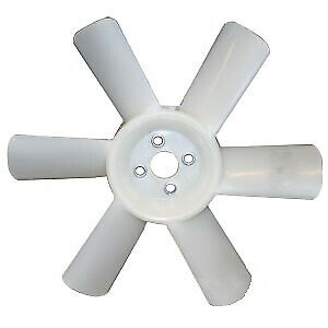 6 Blade Fan Fits Kubota L2850 L3450 Models 15193 74110 1519374110