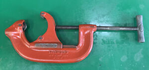 Ridgid 6 s Pipe Cutter 4 6 6s Ridgid 300 535 700 1224 Rigid many Available