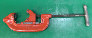 Ridgid 4 s Pipe Cutter 2 4 4s Rigid 300 535 700 1224 Rigid many Available