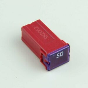 50 Amp Red Fmx Fuses 1 Per Pack