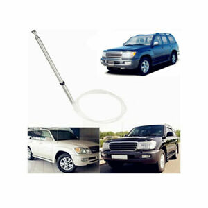 Car Radio Stainless Steel Telescopic Antenna For Toyota Land Cruiser 100 Series