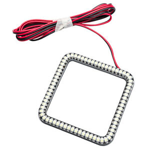 Off road 3 Square Wp Led Halo Oracle
