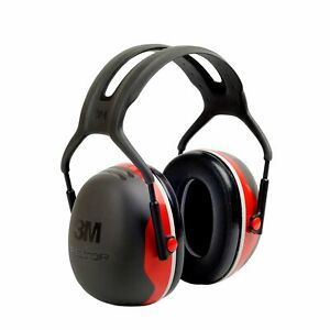 X3a Peltor Over the head Earmuffs Hearing Conservation pack Of 1