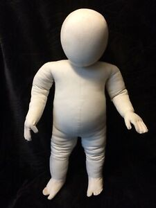 Child Mannequin Full Body Posable Cloth 36 Sizes 18 Month To 4t Vintage 70 s