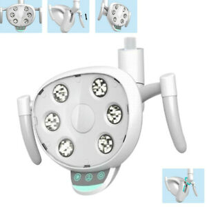 Coxo Dental Led Oral Light Lamp Induction Lamp For Dental Unit Chair Adjustable