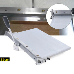 Leather Folder Leather Linear Edge Folding Machine For Wallet rotatable Handle