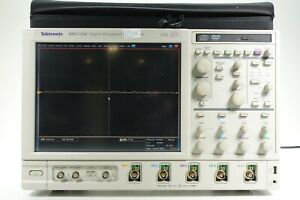 Tektronix Dpo7254 Digital Phosphor Oscilloscope 2 5 Ghz 40 Gs s 4 Ch W Opt