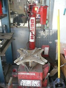 Coats 5030a Rim Clamp Tire Changer Machine And Coats 850 Balancer Must Pick Up