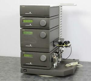 Amersham Akta Fplc Protein Purification Purifier P 900 Uv 900 Ph c 900 Box 900