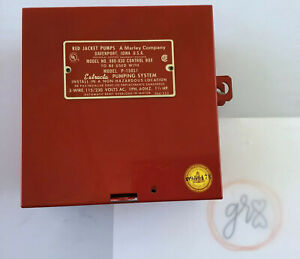 Veeder root Red Jacket Pump Control Box 880 030