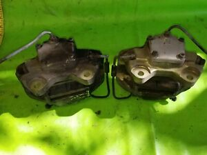 Used Original Genuine 78 Porsche 911 s 930 Turbo Matching Front Alloy Calipers