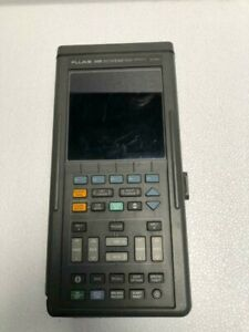 Fluke 99b Industrial Scopemeter Series Ii 100 Mhz for Parts