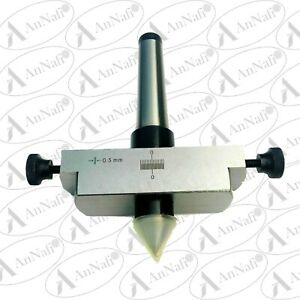 Mt2 Lathe Tailstock Taper Turning Attachment 2mt For Metal Turning In Taper