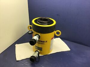Enerpac Rrh603 60 Ton Hydraulic Cylinder 3 Stroke Double Acting Nice