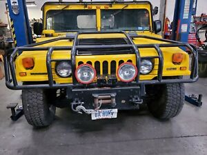 Warn 12 000 Lb Hummer H1 Winch Factory Oem Hd