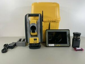 Trimble Rts 873 Robotic Total Station Pkg With Fieldlink Pre owned